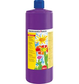 Eberhard-Faber - EFAColor Tempera 1000ml purpurviolett