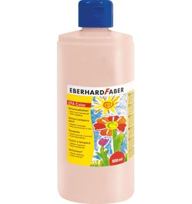 Eberhard-Faber - EFAColor Tempera 500ml fleischfarbe hell