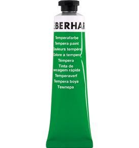 Eberhard-Faber - EFA Color Tempera Tube 18 ml, permanentgrün