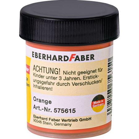Eberhard-Faber - Malfertige Deckfarbe orange 18 ml